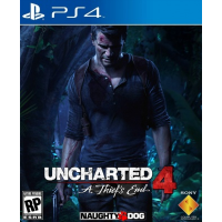 Uncharted 4 A Thiefs End (PS4) RUS
