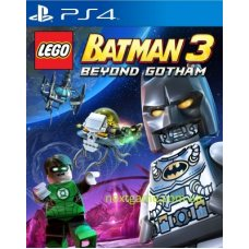 LEGO Batman 3 Beyond Gotham (PS4) RUS Sub