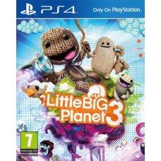 LittleBigPlanet 3 (PS4) Rus