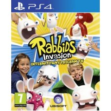 Rabbids Invasion (PS4) RUS