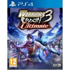 Warriors Orochi 3 Ultimate (PS4) ENG