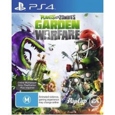 Plants vs Zombies Garden Warfare (PS4) ENG