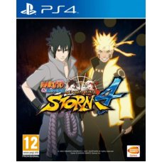 Naruto Shippuden Ultimate Ninja Storm 4 (PS4) ENG
