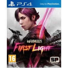 inFAMOUS: First Light (PS4) RUS