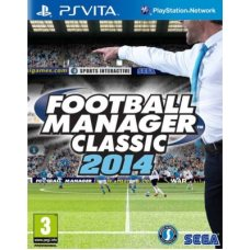 Football Manager 2014 (PS Vita) RUS