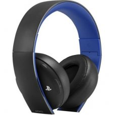 Gold Wireless Stereo Headset (PS4)