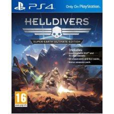 Helldivers Super-Earth Ultimate Edition (PS4) ENG