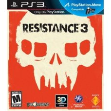Resistance 3 (PS3) RUS