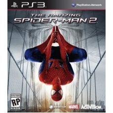 The Amazing Spider-Man 2 (PS3) ENG