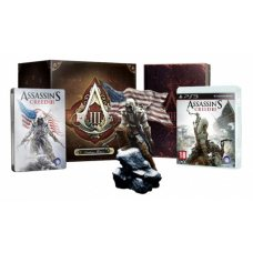 Assassin's Creed III Freedom Edition (PS3) ENG