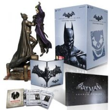 Batman: Arkham Origins Collector's Edition (PS3) RUS Sub.