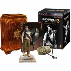 Uncharted 3: Drake's Deception Collector's Edition (PS3) ENG