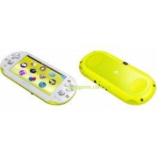 Sony PS Vita 2000 (Slim) Green Lime/White