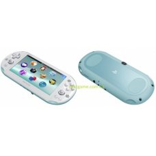 Sony PS Vita 2000 (Slim) Light blue/White