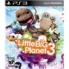 Little Big Planet 3 (PS3) RUS