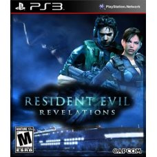 Resident Evil: Revelations 2 (PS3) ENG