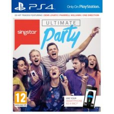 SingStar: Ultimate Party (PS4) RUS