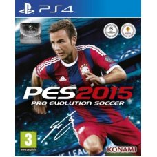 Pro Evolution Soccer 2015 (PS4) Rus sub.