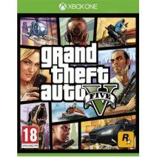 GTA: Grand The Auto V (Xbox One) RUS SUB