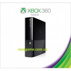 Xbox 360 Slim E 500Gb FREEBOOT + 120 Игр