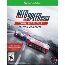 Need for Speed Rivals Complete Edition (Xbox One) ENG