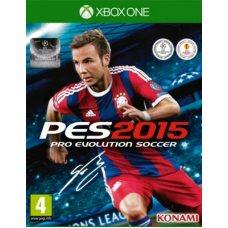Pro Evolution Soccer 2015 (Xbox One) RUS SUB