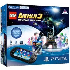Sony PS Vita 2000 (Slim) + Карта Памяти 8Gb + Игра LEGO Batman 3: Beyond Gotham