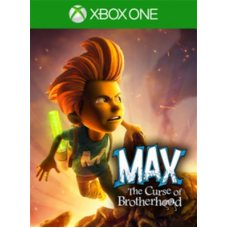 Ваучер на скачивание Max: The Curse of Brotherhood (Xbox One) RUS