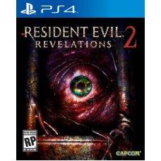 Resident Evil Revelations 2 (PS4) Rus sub.