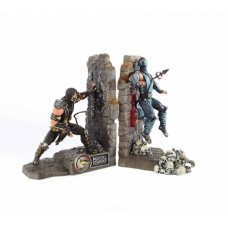 Mortal Kombat 9 Bookends Scorpion Sub Zero Kollectors Edition (XBOX 360 )