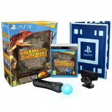PlayStation Move Starter Pack + Игра Walking with Dinosaurs/Прогулки с Динозаврами