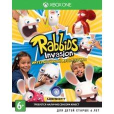 Rabbids Invasion (Xbox One) RUS