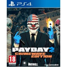 Payday 2 Crimewave Edition (PS4) ENG