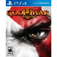 God of War III Remasters (PS4) RUS
