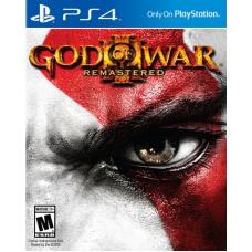God of War III Remasters (PS4) RUS