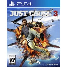 Just Cause 3 (PS4) RUS