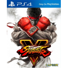 Street Fighter V (PS4) RUS SUB.