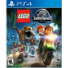LEGO Jurassic World (PS4) RUS SUB