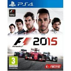 F1 2015 (PS4) ENG