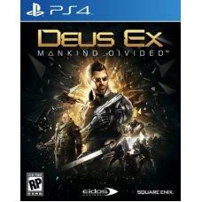 Deus Ex: Mankind Divided (PS4) RUS SUB