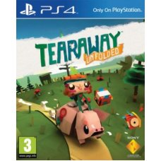 Tearaway Unfolded (PS4) RUS