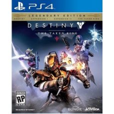 Destiny: The Taken King. Legendary Edition (PS4) ENG