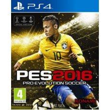 Pro Evolution Soccer 2016 (PS4) RUS