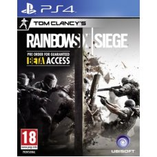 Tom Clancy's Rainbow Six Siege (PS4) RUS