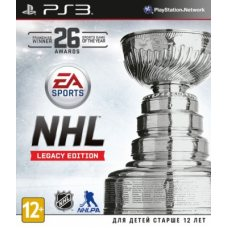 NHL 16 Legacy Edition (PS3) RUS Sub.