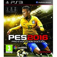 Pro Evolution Soccer 2016 (PS3) RUS Sub.