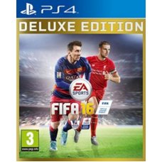 FIFA 16 Deluxe Edition (PS4) RUS