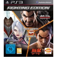 Fighting Edition (PS3) ENG