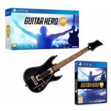 Guitar Hero: Live Bundle (PS4)