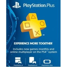 PlayStation Plus 90 дней UA (PS4)